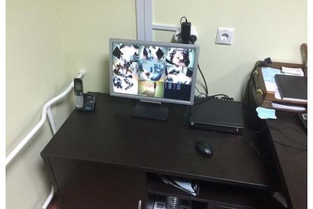 Видеонаблюдение офиса в Раменском