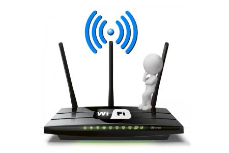 Ручной выбор канала беспроводной сети
